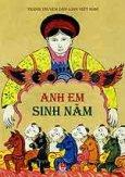 Tranh Truyện Dân Gian Việt Nam - Anh Em Sinh Năm