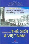 Festschrift - Kỷ Yếu Đại Học Humboldt 200 Năm (1810 - 2010) - Kinh Nghiệm Thế Giới & Việt Nam