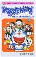 Doraemon - Chú Mèo Máy Đến Từ Tương Lai - Tập 6