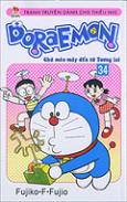 Doraemon - Chú Mèo Máy Đến Từ Tương Lai - Tập 34