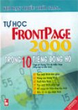 Tự học Front Page 2000 trong 10 tiếng đồng hồ