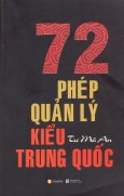 72 Phép Quản Lý Kiểu Trung Quốc