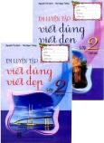 Bộ Sách Em Luyện Tập Viết Đúng, Viết Đẹp Lớp 2 - Trọn Bộ 2 Tập