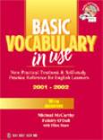 Basic Vocabulary In Use - Từ vựng tiếng Anh thực hành trung cấp