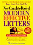 Tuyển tập thư tín hiện đại hiệu quả nhất 2003 - New complete book of mordern effective letters