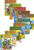 Bộ Sách Tom Và Jerry - Tranh Truyện Vui Kèm Đề Can (Trọn Bộ 10 Cuốn)