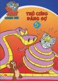 Tom Và Jerry Comic Vui - Tập 5: Thú Cưng Đáng Sợ