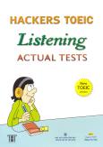 Hackers Toeic Listening Actual Tests - New Toeic Edition (Kèm 1 Đĩa CD)