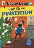 Lucky Luke 20 - Quyết Đấu Với Pinkerton