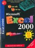 Microsoft Excel 2000 (bằng hình ảnh)