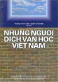 Những người dịch văn học Việt Nam