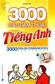 3000 Câu Đàm Thoại Tiếng Anh  (Kèm CD)