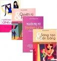 Bộ Sách Phụ Nữ Hiện Đại - Bộ 4 Cuốn
