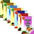 Bộ Sách: 60 Món Ăn Được Nhiều Người Ưa Thích - Bộ 7 Cuốn