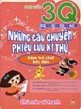 Phát Triển 3Q - Những Câu Chuyện Phiêu Lưu Kỳ Thú Kèm Trò Chơi Bóc Dán - Chú Mèo Vẽ Tranh