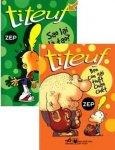 Titeuf - Bộ 2 Cuốn: Titeuf Bọn Gái Thật Chán Chết và Titeuf Sao Lại Là Ta?
