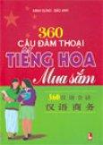 360 Câu Đàm Thoại Tiếng Hoa Mua Sắm
