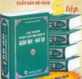 Các văn bản pháp luật hiện hành về Giáo dục - Đào tạo (5tập)