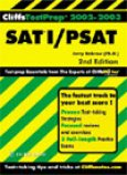 Cẩm nang luyện thi SAT® I/PSAT 2002-2003 - Clifls testprep SAT®I/PSAT