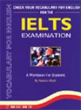 Check your vocanulary for English for the IELTS examination