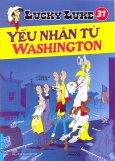 Lucky Luke 31 - Yếu Nhân Từ Washington