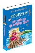 Văn Học Kinh Điển Dành Cho Thiếu Nhi - Cuộc Phiêu Lưu Của Robinson Crusoe (Bìa Cứng)