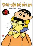 Shin - Cậu Bé Bút Chì - Tập 8