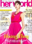 Thế Giới Thanh Nữ - Her World (Tháng 02-2012)