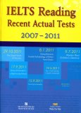 IELTS Reading Recent Actual Tests 2007 - 2011