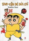 Shin - Cậu Bé Bút Chì - Tập 12