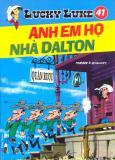 Lucky Luke 41 - Anh Em Họ Nhà Dalton