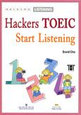 Hackers Listening - Hackers TOEIC Start Listening (Kèm 1 Đĩa Mp3)