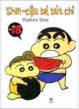 Shin - Cậu Bé Bút Chì - Tập 18