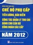 Hướng Dẫn Thực Hiện Chế Độ Phụ Cấp Tiền Lương, Bảo Hiểm & Công Tác Quản Lý Thu Chi Dành Cho Cán Bộ Công Đoàn Các Cấp Năm 2012
