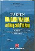 Từ Điển Địa Danh Văn Hóa và thắng Cảnh Việt Nam
