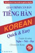 Giáo Trình Căn Bản Tiếng Hàn (Không Kèm Đĩa)