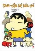 Shin - Cậu Bé Bút Chì - Tập 34