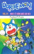 Doraemon - Vol.24: Nobita Ở Vương Quốc Chó Mèo