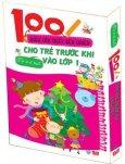 100 Điều Cần Thiết Rèn Luyện Cho Trẻ Trước Khi Vào Lớp 1 (Từ 2-6 Tuổi) (Bộ 4 Tập)