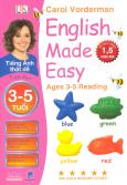 Tiếng Anh Thật Dễ 3-5 Tuổi - Tập Đọc (Song Ngữ)