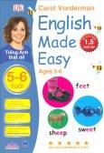 Tiếng Anh Thật Dễ 5-6 Tuổi (Song Ngữ)