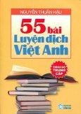 55 Bài Luyện Dịch Việt Anh