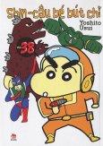 Shin - Cậu Bé Bút Chì - Tập 38