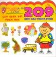 209 Hình Dán Thông Minh - Làm Quen Với Toán Học