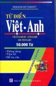 Từ Điển Việt - Anh (50000 Từ)