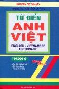 Từ Điển Anh Việt - New Edition (110.000 Từ)