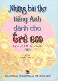 Những Bài Thơ Tiếng Anh Dành Cho Trẻ Em - Tập 1 (Kèm 1 CD)