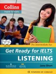 Collins - Get Ready For IELTS Listening (Kèm 2 CD)