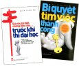 Bộ Sách: Bí Quyết Thành Công Trước Khi Thi Đại Học (Bộ 2 Cuốn)