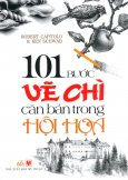 101 Bước Vẽ Chì Căn Bản Trong Hội Họa